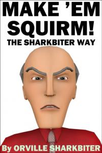 Sharkbiter Book Cover