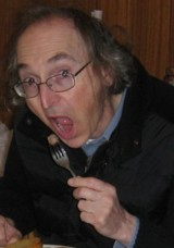 James eats
