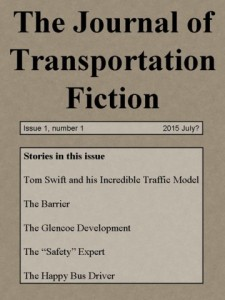 The Journal of Transportation Fiction